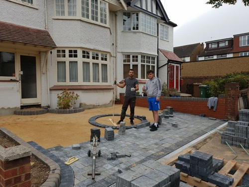 Driveway Specialists in Enfield