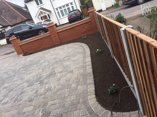 Experienced Driveway Installers in Enfield