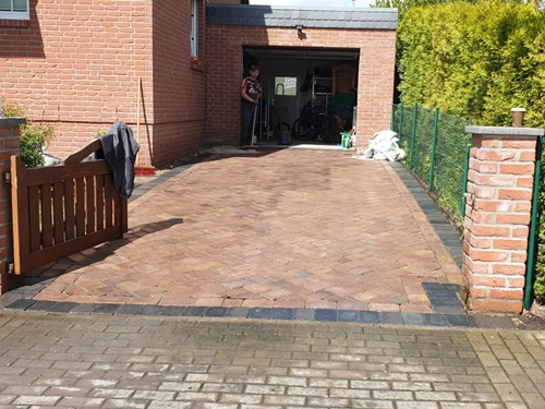 Driveway services in Enfield