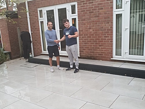 Patio Building Services in East London