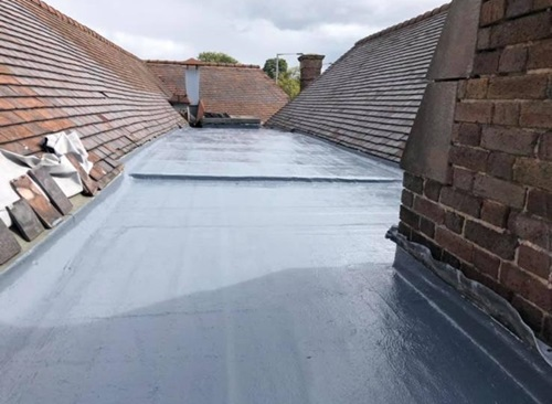Roofing in Enfield